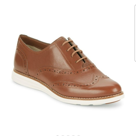 9e273d3038dc Cole Haan Shoes - Cole Haan leather Oxford shoes